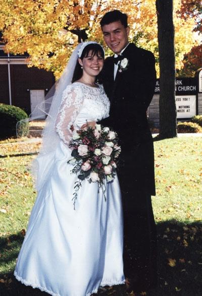 Weddingpicleaves