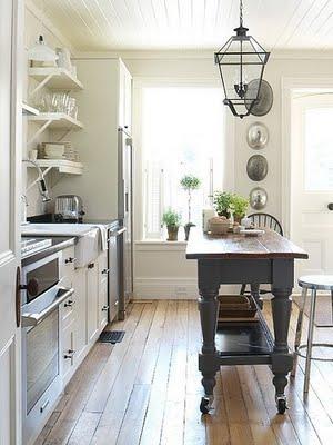 Farm kitchen 1